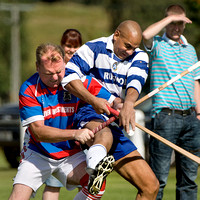 Newtonmore Veteran 6s - 26th August 2012