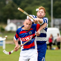 Newtonmore v Kingussie (Orion Premiership) - 25th August 2012