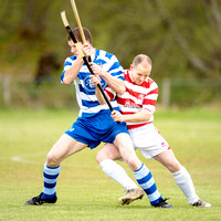 Lochaber v Newtonmore (Camanachd Cup 2nd Round) - 30th May 2015.