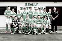 Beauly Shinty Club 2012