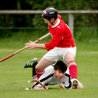 Lovat v Kinlochshiel (Camanachd Cup Quarter Final) - 14th July 2012