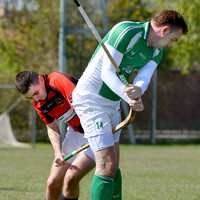 Beauly v Glenurquhart (Co-operative MacTavish Cup QF) - 28th April 2012