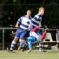 Kyles Athletic v Newtonmore (Camanachd Cup semi final) - 11th August 2012