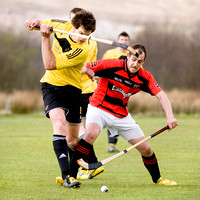 Fort William v Glenurquhart (Orion Premiership) - 14th April 2012