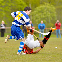 Glenurquhart v Newtonmore (Co-operative MacTavish Cup semi final) - 19th May 2012