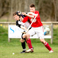 Lovat v Kinlochshiel (Orion Premiership) - 5th April 2014