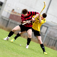 Fort William v Oban Camanachd (Pre season friendly) - 26th January 2013