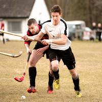 Lovat v Oban Camanachd (Orion Premiership) - 13th April 2013
