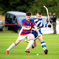 Kingussie v Newtonmore (Orion Premiership) - 24th August 2013