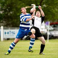 Newtonmore v Lovat (Orion Premiership) - 29th June 2013