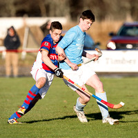 KIngussie v Caberfeidh (Pre-season) - 13th Feb. 2016.