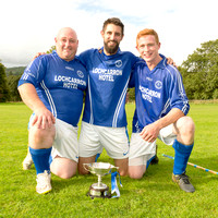 Strathdearn Cup Final (Lochcarron v Glenurquhart) - 10th Sept. 2016.