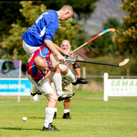 Newtonmore Veteran 6s - 25th August 2013