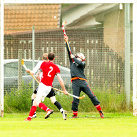 Kinlochshiel v Lovat (Artemis MacAulay Cup semi final) - 23rd July 2016.