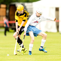RBS MacTavish Juvenile Cup Final - Skye v Fort William - 11th June 2016.