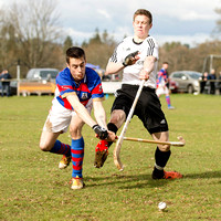 Lovat v Kingussie (Marine Harvest Premiership) - 9th April 2016.