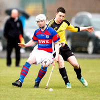 Kingussie v Fort William (RBS MacTavish Cup 1st Round) - 26th March 2016.