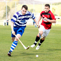 Newtonmore v Glenurquhart (RBS MacTavish Cup semi final) - 14th May 2016.