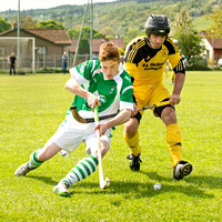 Beauly v Inveraray (Camanachd Cup 2nd Rd) - 28th May 2016.