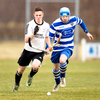 Newtonmore v Lovat (Marine Harvest Premiership) - 4th March 2017.