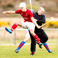Kinlochshiel v Kingussie (Marine Harvest Premiership) - 22nd April 2017.
