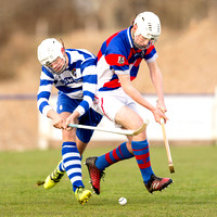 Kingussie v Newtonmore (North Div. 1) - 21st April 2017.