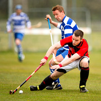 Newtonmore v Glenurquhart (MacTavish Cup semi final) - 13th May 2017.