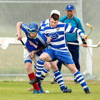 Newtonmore v Kyles Athletic (Tulloch Homes Camanachd Cup 3rd Round) - 8th July 2017.