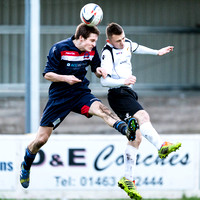Clachnacuddin FC v Turriff (Highland League) - 8th Feb. 2014
