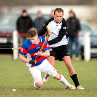 Kingussie v Lovat (Orion Premiership) - 8th March 2014