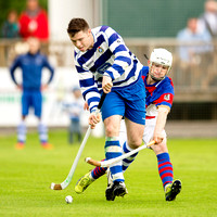 Kingussie v Newtonmore (MacAulay Cup) - 14th June 2014