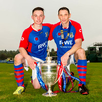 Scottish Hydro Camanachd Cup Final (Glenurquhart v Kingussie) - 13th Sept. 2014