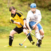 Skye Camanachd v Fort William (Marine Harvest Premiership) - 15th Oct. 2016.