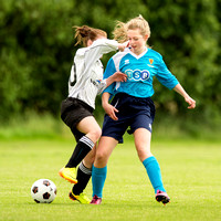 Schools Football - Featuring the Nicolson Institute - 11th June 2014