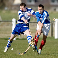 Newtonmore v Kyles Athletic (Orion Premiership) - 31st March 2012