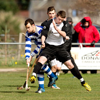 Newtonmore v Lovat (Orion Premiership) - 12th April 2014