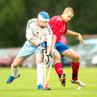 Balliemore Cup Final - Skye v Ballachulish - 12th July 2014