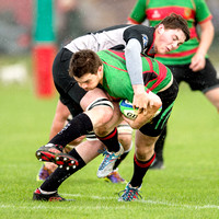 Highland RFC v Strathmore (Caledonia Div. 1) - 4th Oct. 2014