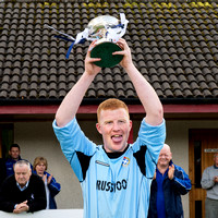Strathdearn Cup Final (Newtonmore v Skye) - 9th Aug. 2014